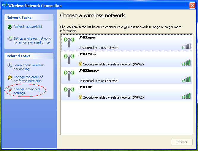 Home network windows 7 and xp wireless validating